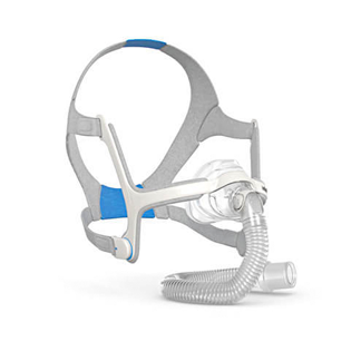 Nasal CPAP Mask Headgear