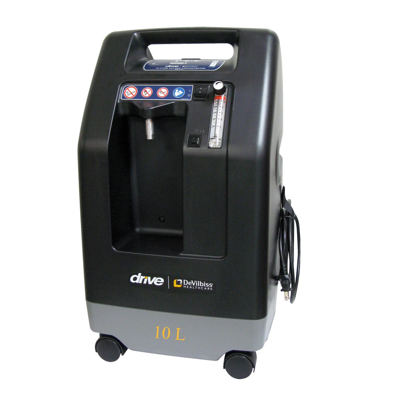 Devilbiss Compact1025 10 liter oxygen concentrator