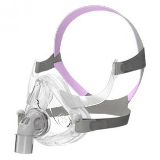 ResMed AirFit F10 full face mask for her