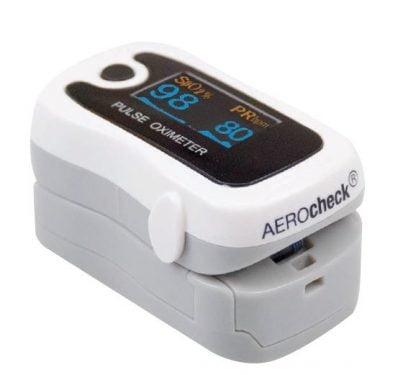 Finger Pulse Oximeter AeroCheck
