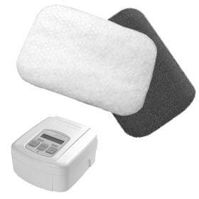 Fine filter for DeVilbiss SleepCube