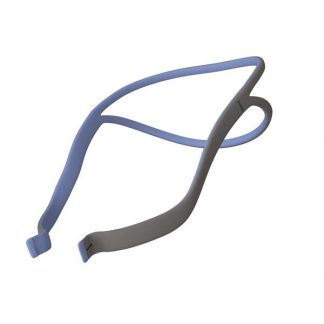 Split-strap headgear for Nasal Pillows Mask AirFit P10 ResMed