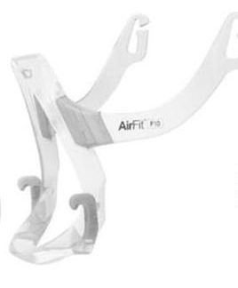 Frame for Full Face Mask ResMed AirFit F10