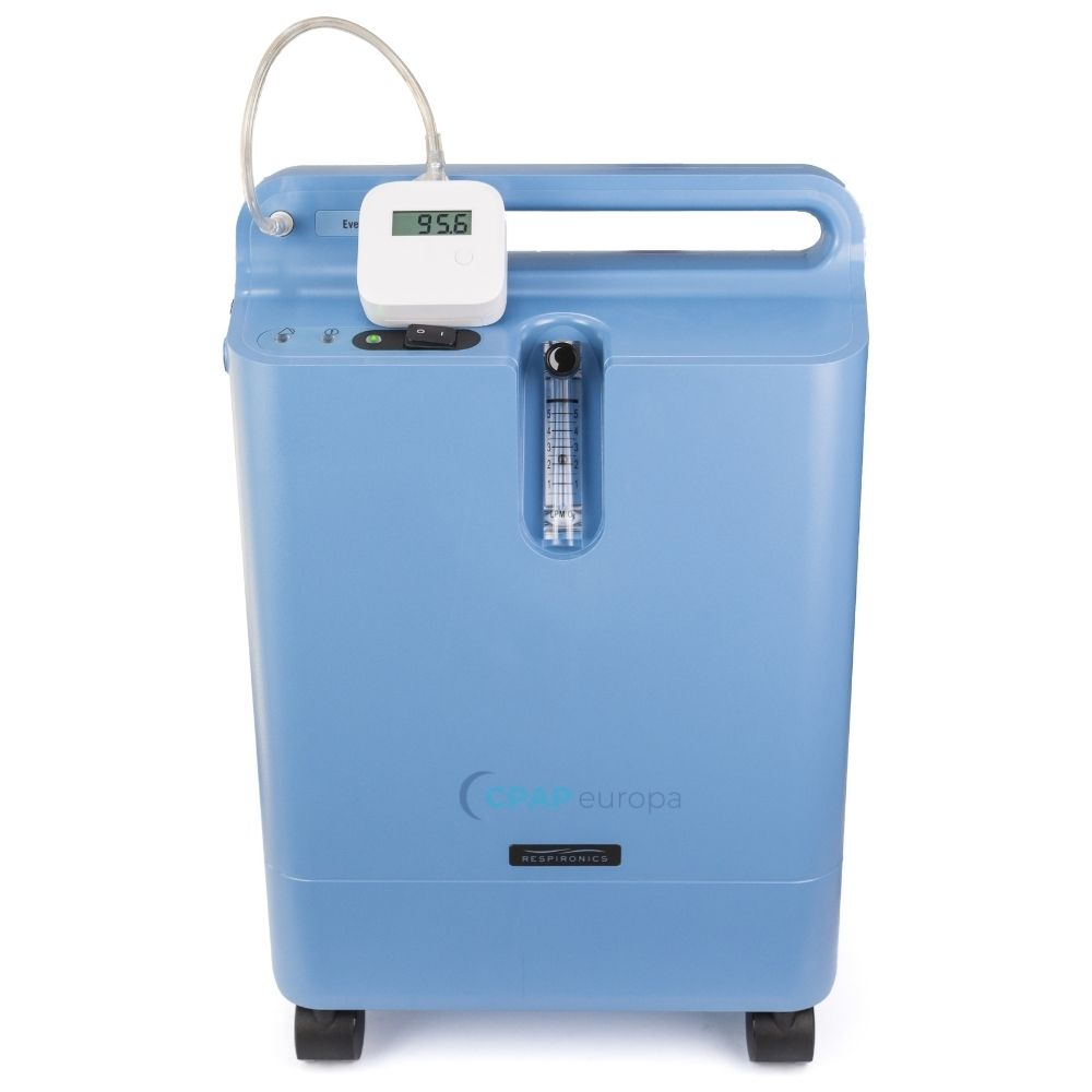 Philips Everflo 5 LPM Oxygen Concentrator Machine-CPAPEUROPACOM (c)