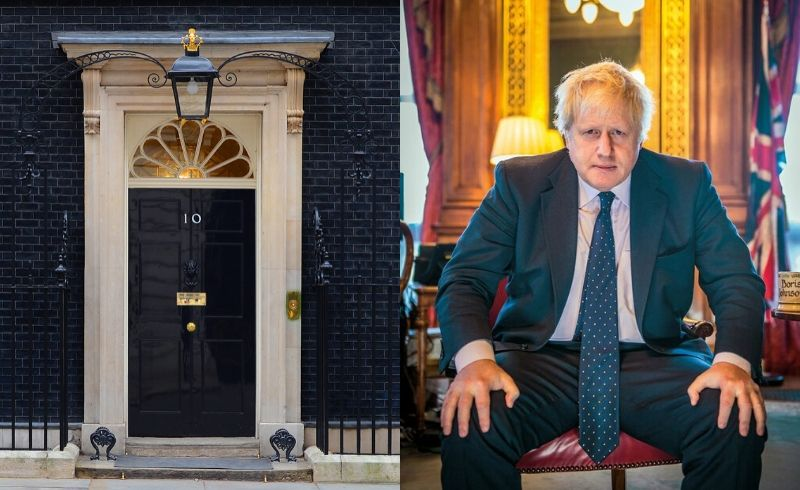 Boris Johnson returns to Downing Street to lead Coronavirus response