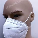 right side of left side kn95 face mask