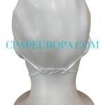 Back of FFP2 Mask protective face masks 94% filtration