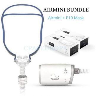 Resmed Airimini CPAP Bundle - p10 mask