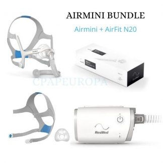 Airmini CPAP + N20 Mask Bundle