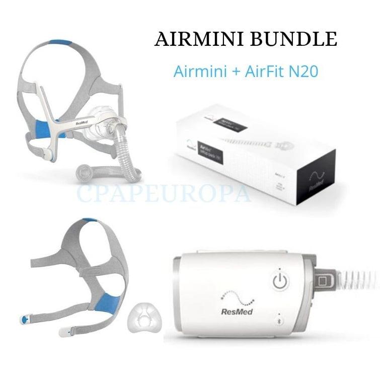 Airmini CPAP + N20 Mask Bundle