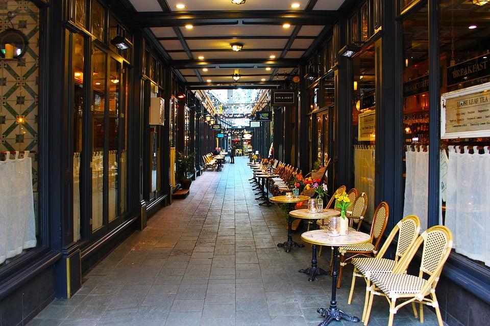 Swedish cafes remain open despite coronavirus measures