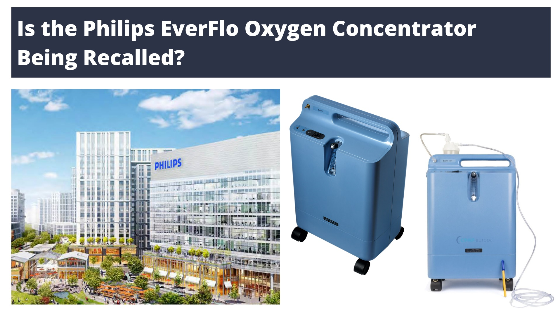 Is the Philips EverFlo being recalled - FAQ
