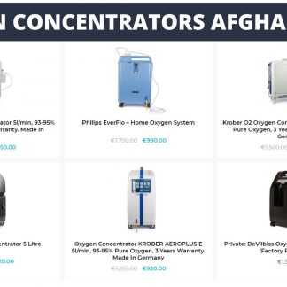 Philips EverFlo Oxygen Concentrator Afghanistan - O2 Equipment
